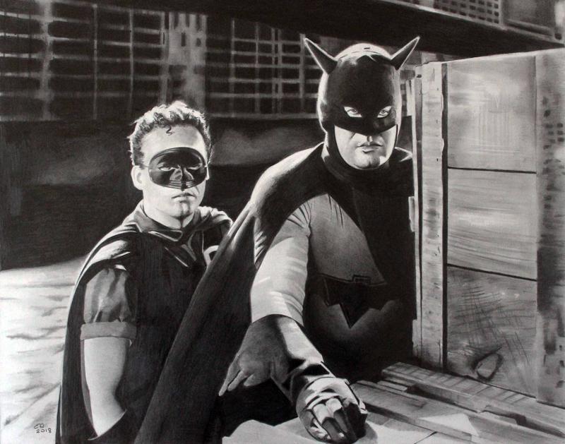 What are the Batman movie serials? | I'll Get Drive-Thru