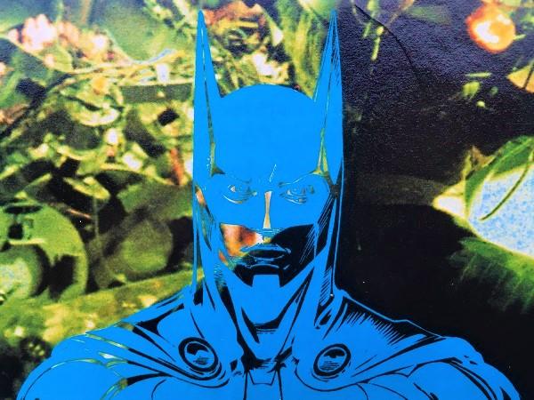 Batman Forever Movie #158 Merlin 1995 Sticker