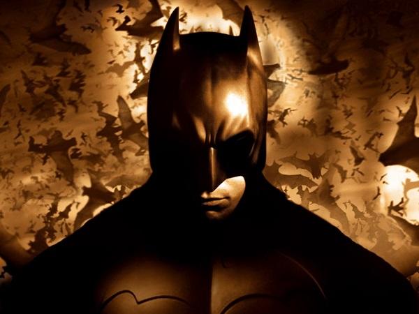 Batman Begins Movie Cushion