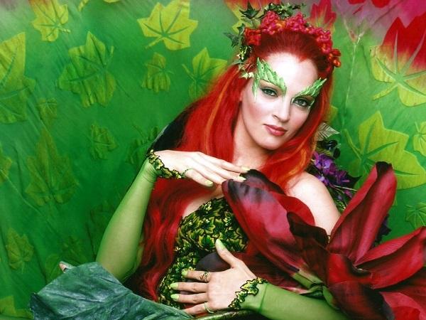 Poison Ivy Batman Quotes